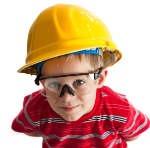 Protect your child from eye injuries