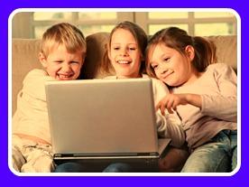 Kids and Computer Eye Strain